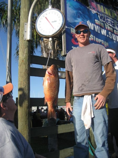 deep sea fishing reports florida