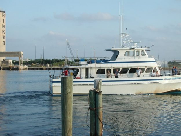 deep sea fishing best charter boat port canaveral