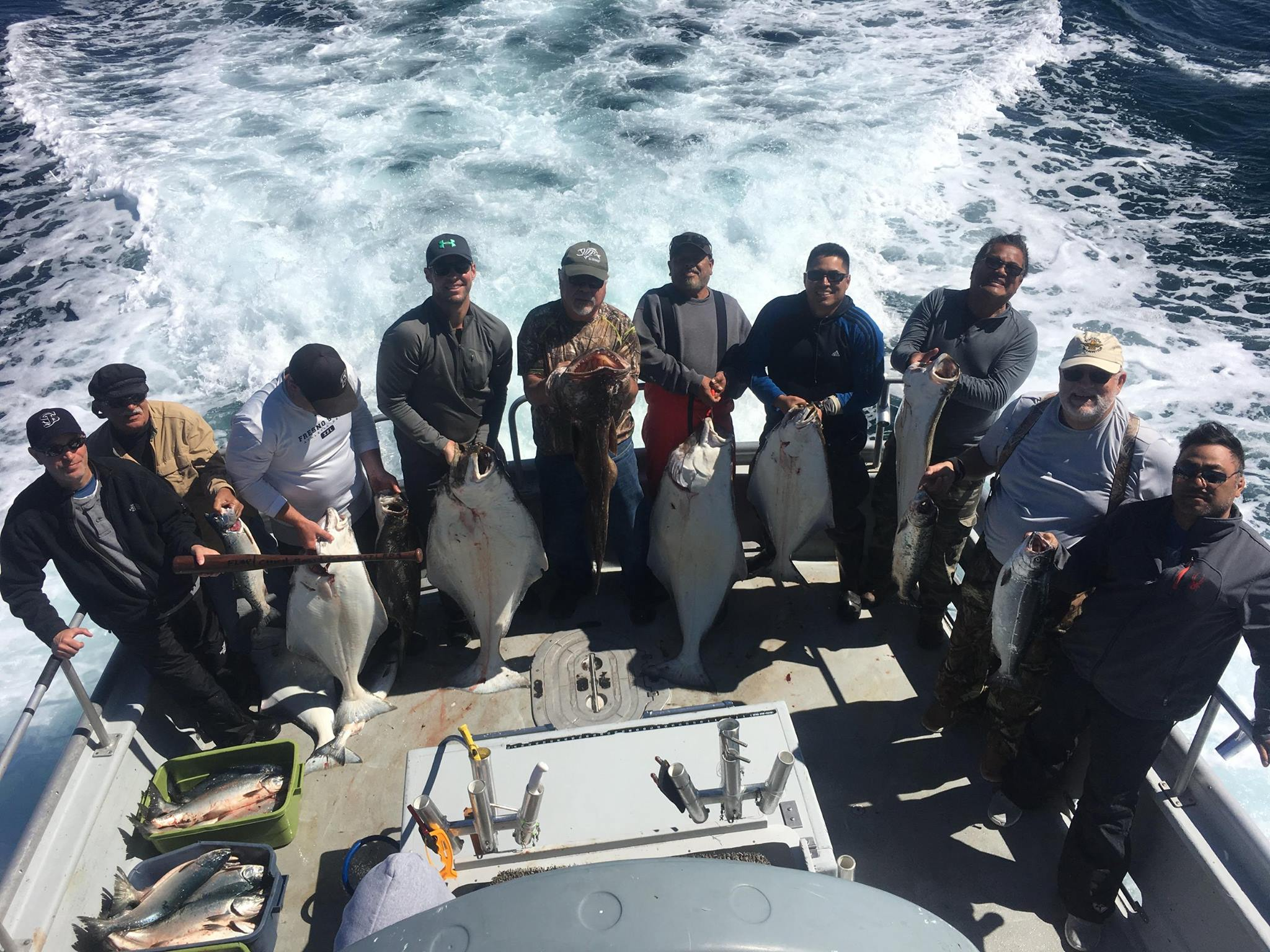 Fishing is still strong on the Voyager, weather has been gre...