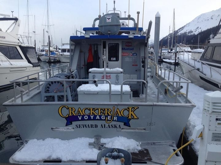 Ready or not, the Crackerjack Voyager is completed! New engi...