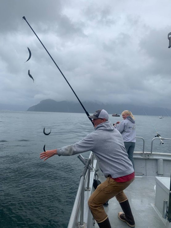 We have a had wonderful season, thank you to all who fished ...