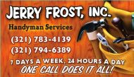 Jerry Frost