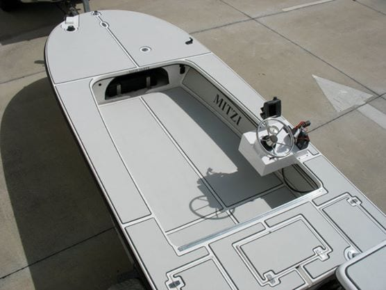 Overview of the cockpit