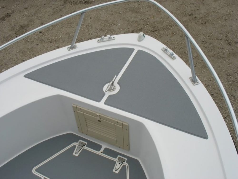 Great option for throwing a net or pulling anchor