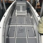 Castaway Customs Whitewater Boats Custom SeaDek Marine Flooring