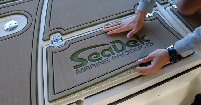 mobile marine flooring